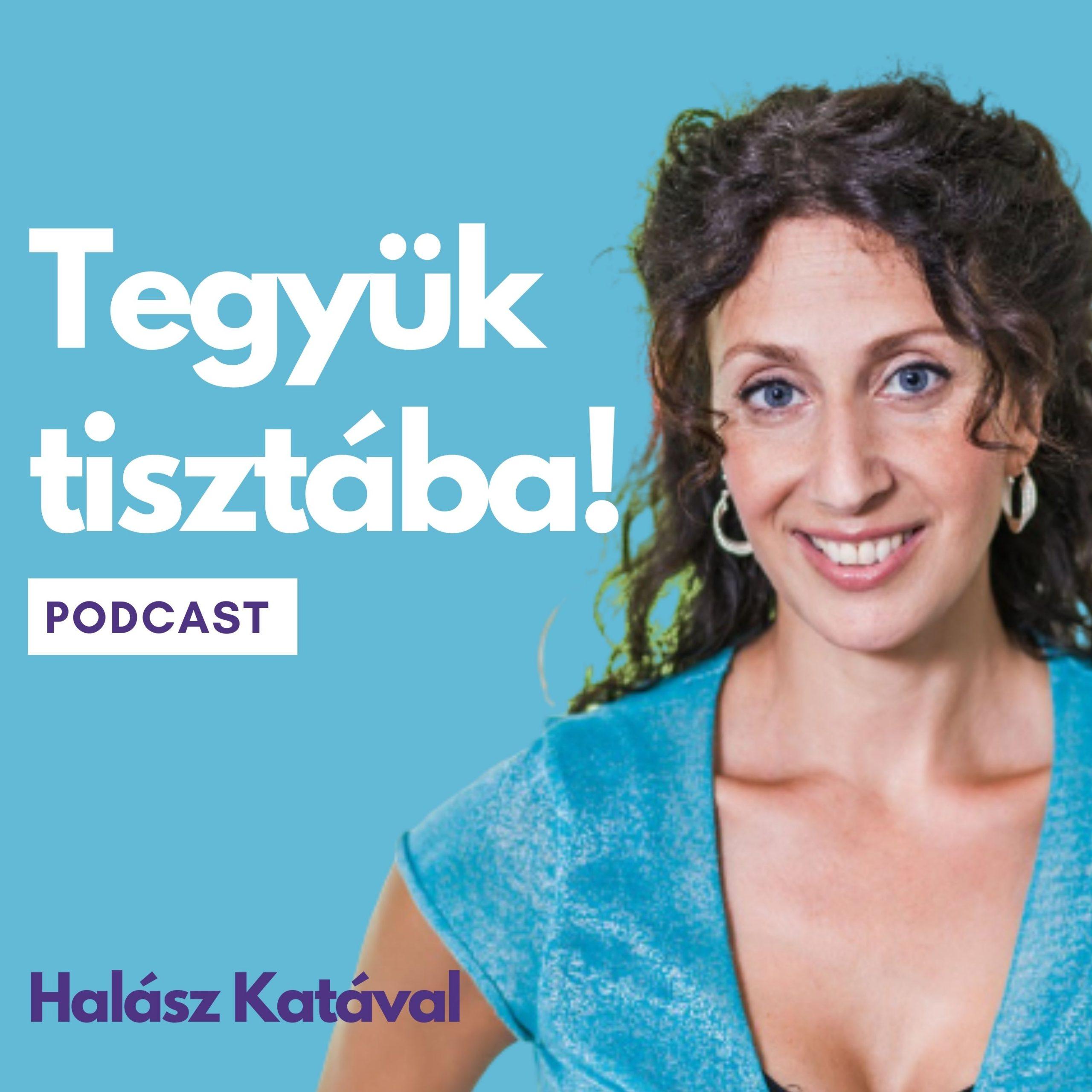 Tegyük tisztába podcast profilkép